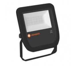 Projecteur Floodlight Led - 10W - 1050lm - 3000K° - 100° - 230V - Noir - Osram