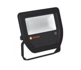 Projecteur Floodlight Led - 20W - 2100lm - 3000K° - 100° - 230V - Noir - Osram
