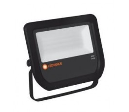 Projecteur Floodlight Led - 50W - 5500lm - 4000K° - 100° - 230V - Noir - Osram